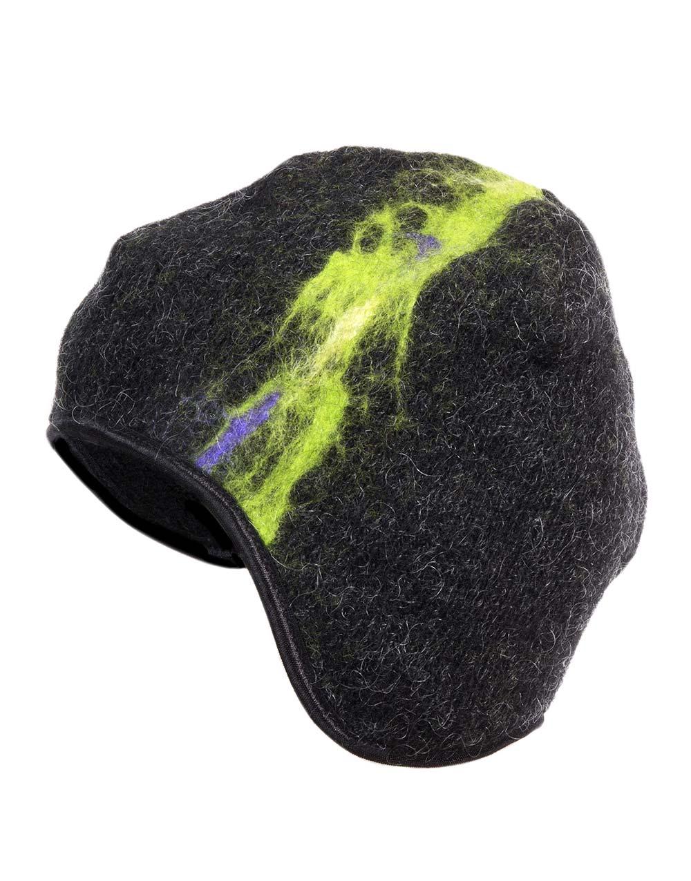 aurora cap earflaps, gjoska.is