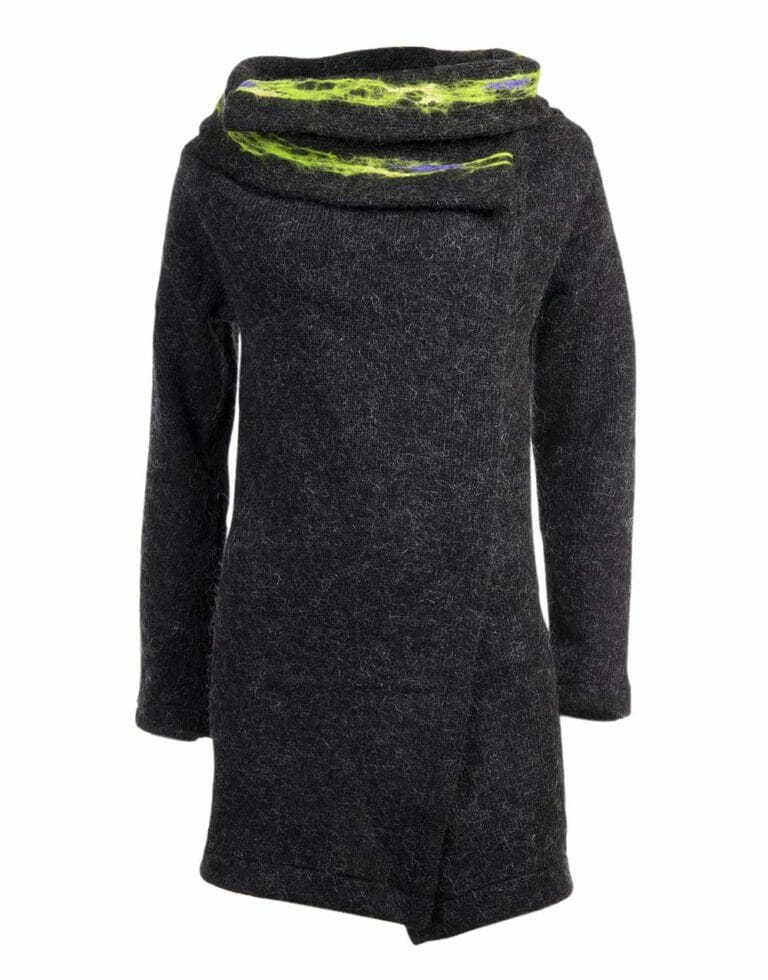 Aurora cardigan wrap, gjoska.is