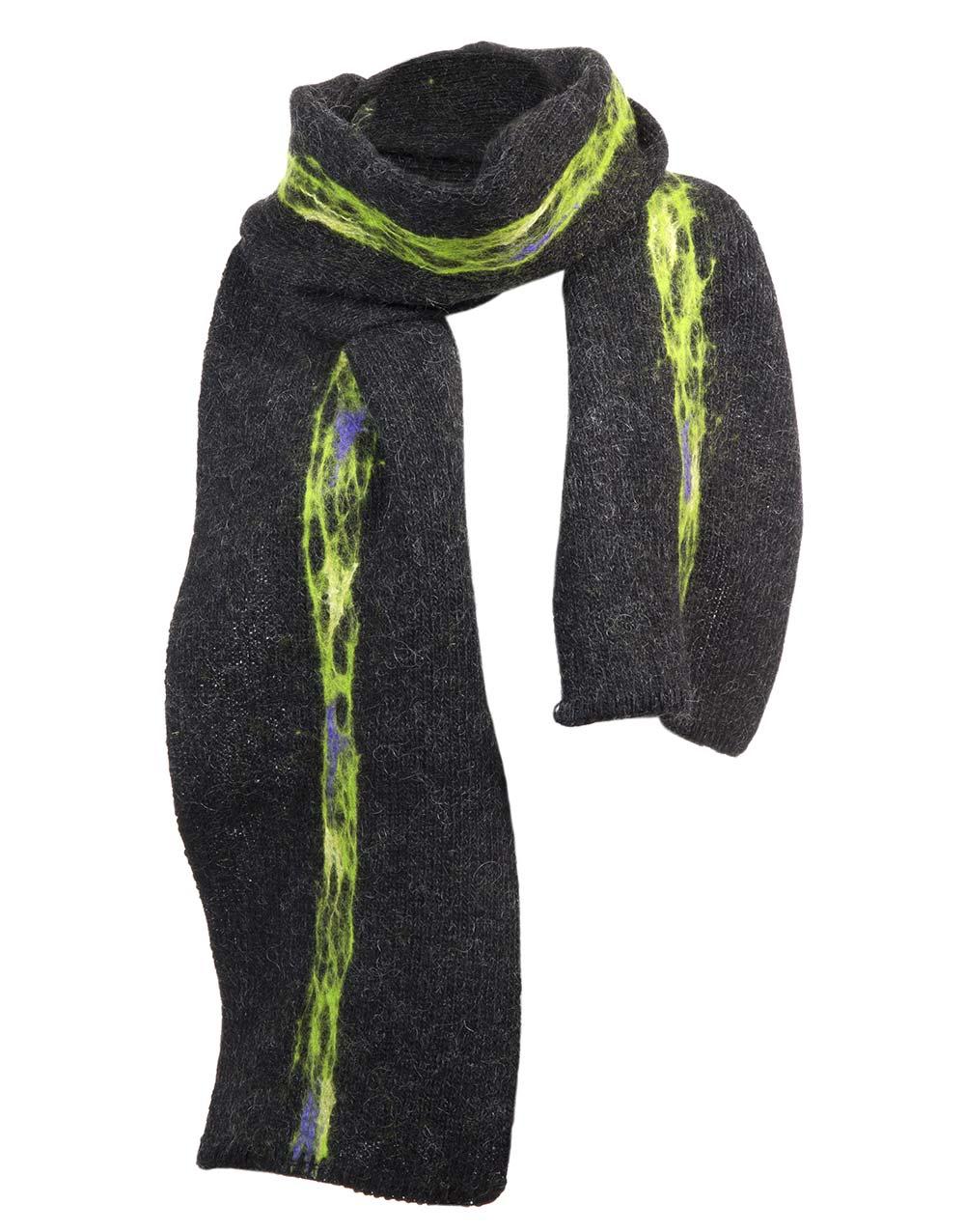 aurora scarf, gjoska.is