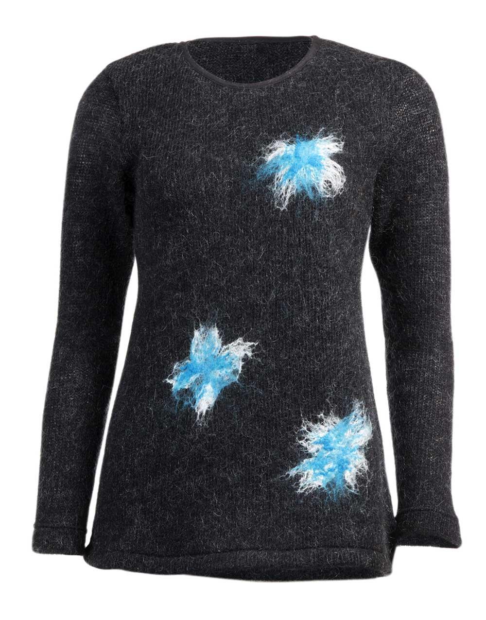 glacier slim sweater, gjoska design