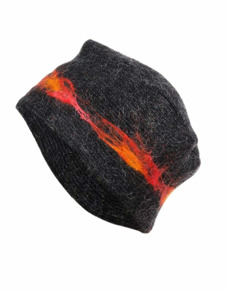 Lava cap, flat top, gjoska.is