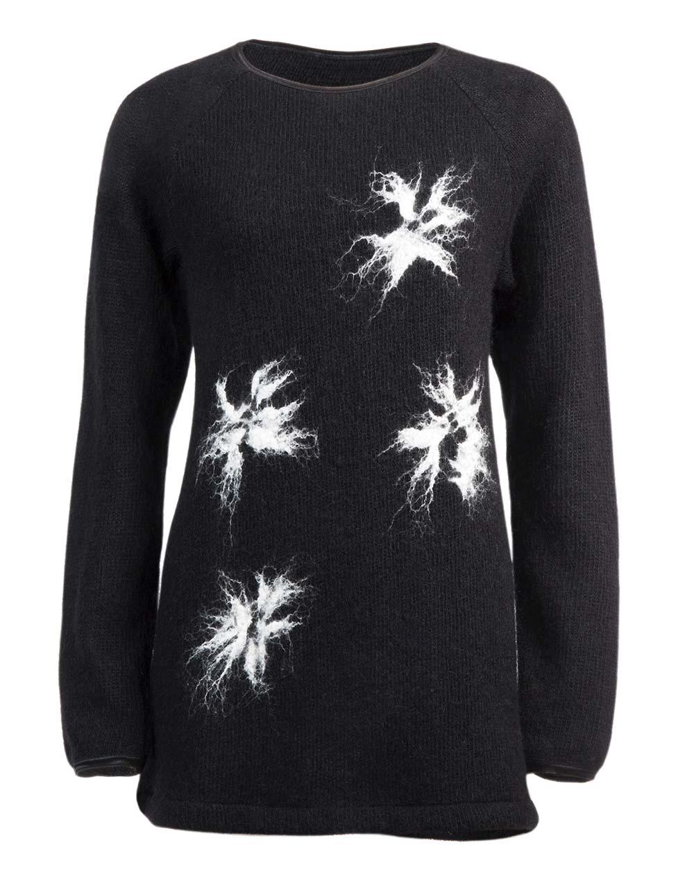 show a-shape sweater, gjoska design